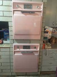 Vintage 1950 Pink GE double ovens San Tan Valley, 85143
