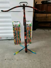Crossbow with arrows Greenwood, 46143