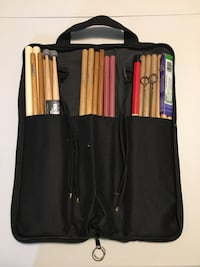 Loaded Drum Stick bag with keychain