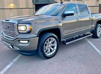 GMC Sierra Denali 20 inch wheels and tires only