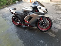 KAWASAKI ZX6R .  NEGOTIABLE  Hoboken