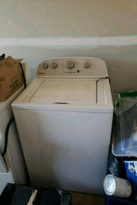 white top-load clothes washer Waldorf, 20603