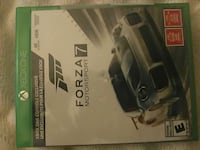Xbox One Forza Motorsport 5 game case