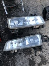 96 Honda prelude jdm glass headlights