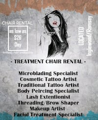 Treatment Chair Rental Calgary