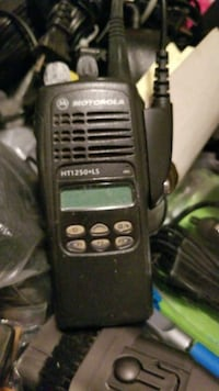 black Motorola wireless radio phone Islip Terrace, 11752