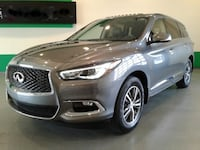 2019 INFINITI QX60 LUXE AWD Scarborough, M1B2W3