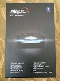 Beyaz LED Xenon Far