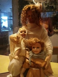 Porcelain biblical collector statues Channelview, 77530