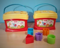 Encajables Fisher Price  Torrelavega, 39300