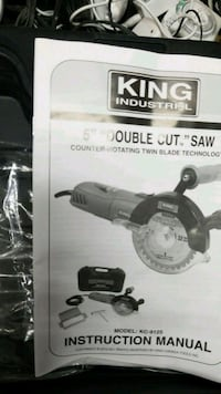 5 Double SAW - King Industrial - Quite strong Richmond Hill, L4C 9Z4