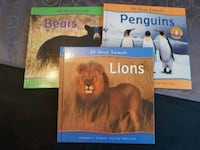 New hard cover All About Animals book Markham, L6C 1R7
