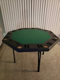 Folding Poker Table Chevy Chase, 20815
