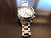 SILVER MICHAEL KORS WATCH FOR WOMEN Whitby