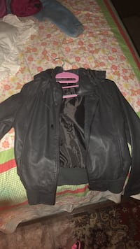 leather  forever 21 jacket Alexandria, 22312