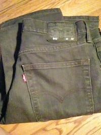 Levis 541 mens jeans 33x32 grey/black Little Rock, 72211