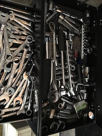 Tools with cabinet
