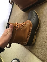 LL bean duck boots, men's 9. Great condition Rocky Face, 30740