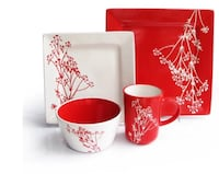 American Atelier Blossom Branch 15 Piece dinner set Tracy, 95304