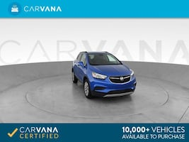 2018 Buick Encore suv Preferred Sport Utility 4D Blue