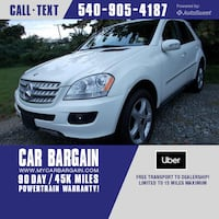 2008 Mercedes-Benz ML320 3.0L CDI Warrenton, 20186