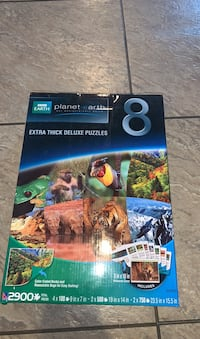 Planet Earth Puzzles  Dickerson, 20842