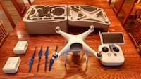 DJI Phantom 4*PRICE DROP* Sacramento, 95814