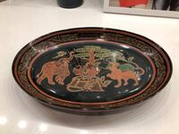 Moving Sale! Myanmar handmade bamboo plate Austin, 78704