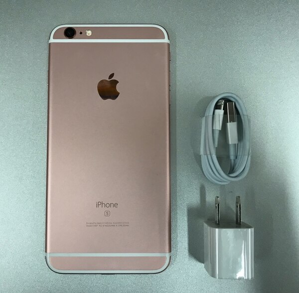 reputable site a7f5f 5db03 64GB Rose Gold iPhone 6S Plus Factory Unlocked (6S+ Pink)