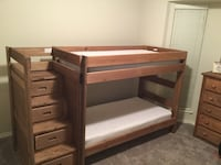 Solid Wood Bunk Bed Edmond