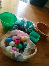 Easter items 27 km