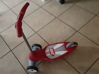 toddler's red Radio Flyer kick scooter Houston, 77053