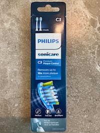 Genuine Philips Sonicare C3 Premium Plaque Control toothbrush head San Jose, 95133