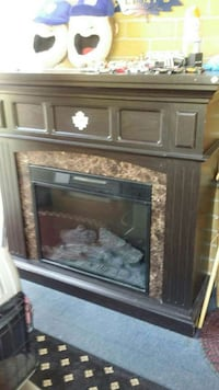 Electric fireplace Ontario, L7G 4M6