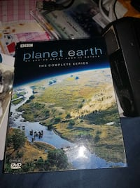 Planet Earth the complete series dvd