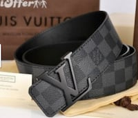 Black and brown leather belt Ottawa, K2H 6T6