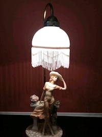 Matching pair of decorative table lamps. Lorton, 22079