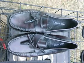 Puritan Leather Dress Shoes