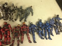 Halo action figure collection 313 mi