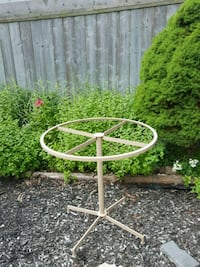 Heavy metal table base