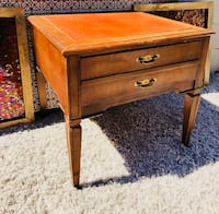 Mid century antique one drawer with wheels San Diego, 92129