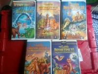 Land Before Time Movies