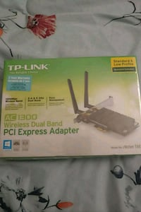 Wifi adapter router for pc Vancouver, V5P 1A3