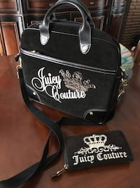 Juicy Couture Computer Bag and Wallet Beaconsfield, H9W 1K3