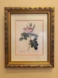 Floral pictures in frame Nashville, 37027