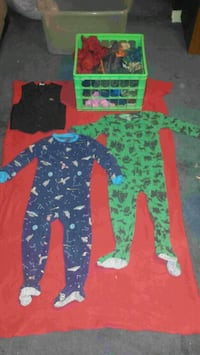 Kids clothes size T4 Tacoma, 98409