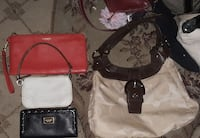 COACH ,MK WALLETS AND PURSE