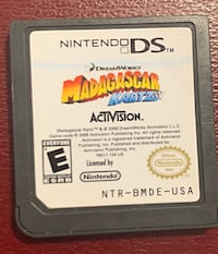 Nintendo DS | Madagascar Kartz | Game Only  $15 for all of them  Oakville, L6M 3Y2