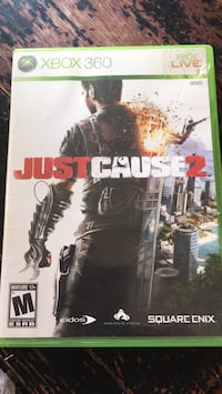 Xbox 360 just cause 2 great shape Dover, 03820