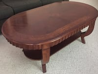 A coffee table with 2 side tables Montgomery, 45242